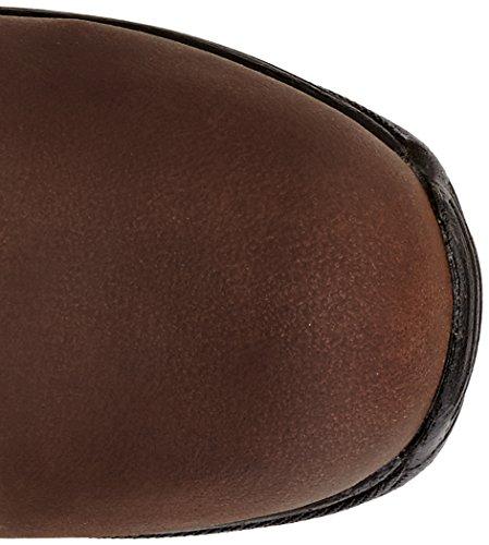 Toggi Canyon Bottes en cuir Chocolat