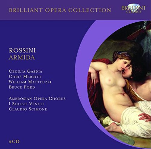 Preisvergleich Produktbild Rossini: Armida (Brilliant Opera Collection)