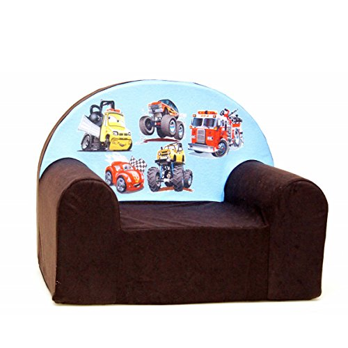 Kinder 3-er Set Kindersofa + 2 sessel K14 - 4