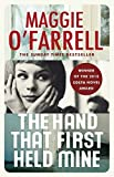 download ebook the hand that first held mine by maggie o'farrell (2013-10-21) pdf epub