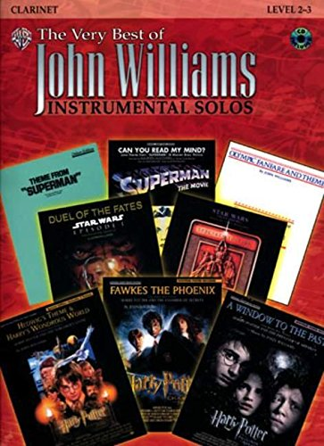 the-very-best-of-john-williams-instrumental-solos-clarinet