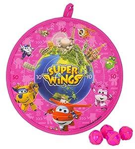 Super Wings Girl - Set Diana de Velcro (Amijoc Toys 774)
