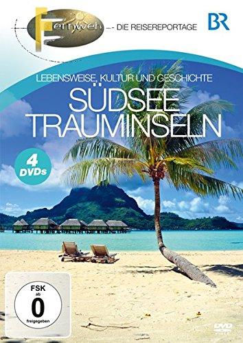 Südsee Trauminseln - Lebensweise, Kultur und Geschichte (4 DVDs)
