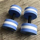 Kapokilly Haltère de Musculation, One Dumb Bell, Haute résistance, Barbes de Piscine, Aquariums, Exercice de Musculation pour aquagym