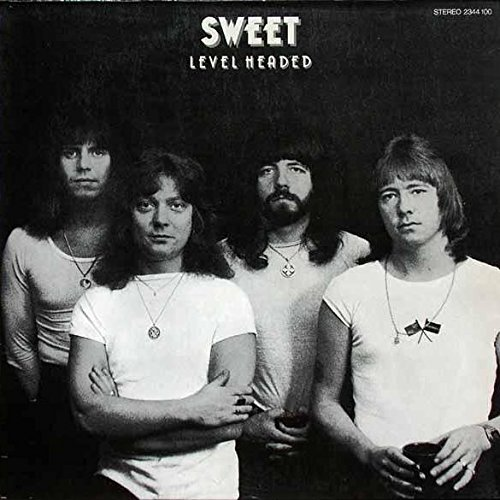 The Sweet - Level Headed - Polydor - 2344 100