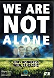 WE ARE NOT ALONE - UFO DVD SET