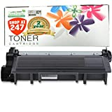 HIINK Compatible Toner Cartridge Replacement for Brother TN660 ( Black , 1-Pack )