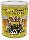 Bierwürze Konzentrat für helles Bier - gehopft, 1 kg