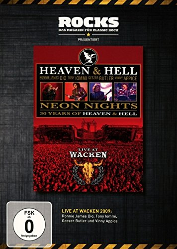 Heaven & Hell - Neon Lights/Live at Wacken - Rocks Edition Preisvergleich