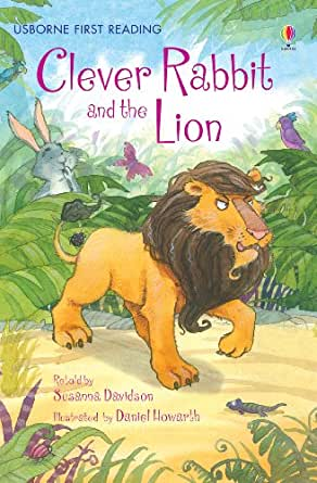 clever rabbit and the lion for tablet devices usborne first reading level two ebook susanna. Black Bedroom Furniture Sets. Home Design Ideas