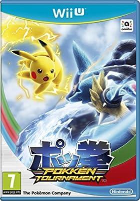 Pokkén Tournament (Sin Tarjeta amiibo) por Nintendo