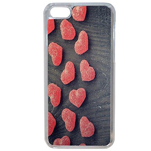 Lapinette coque-7g-plus-bonbon Hartschale für iPhone 7Plus, Motiv Bonbon, Mehrfarbig