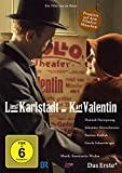 Liesl Karlstadt und Karl Valentin