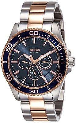 Guess Reloj de Cuarzo Man W0172G3 44 mm
