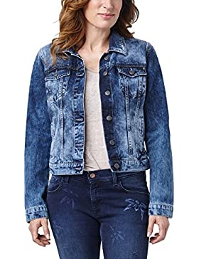 Pioneer Jeans Jacke, Chaqueta para Mujer