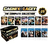 Cagney & Lacey: Complete Collection [DVD] [Import]