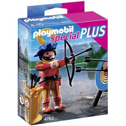 Produktbild Playmobil Bogenschütze mit Zielscheibe