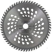 Parte superior calidad sierra de hoja de sierra circular (Skill) 185 mm para discos de corte de madera circular 185 x 20 x 60T