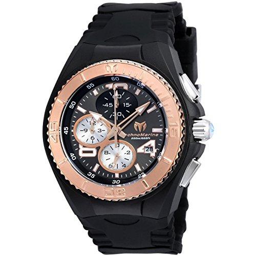 technomarine-cruise-jellyfish-femme-40mm-noir-quartz-montre-tm-115101