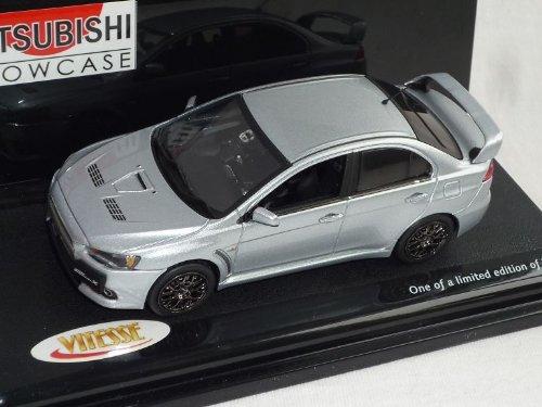 Vitesse Mitsubishi Lancer Limousine Silber Evo Evolution X 10 Ab 2007 8. Generation Cyo 1/43 Modell Auto Modellauto (Lancer Evolution 10)