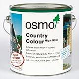 Osmo Landhausfarbe - 0.75 Liter (2310 Zeder/Rotholz)