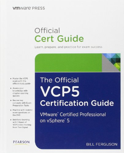 The Official VCP5 Certification Guide (Vmware Press Certification)