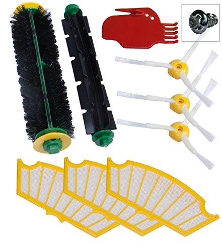 Reposición Pack Cepillos Kit para iRobot Roomba...