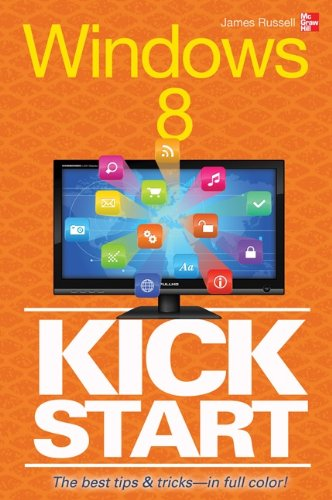 Windows 8 Kickstart (English Edition) eBook: Russell, James Howard ...