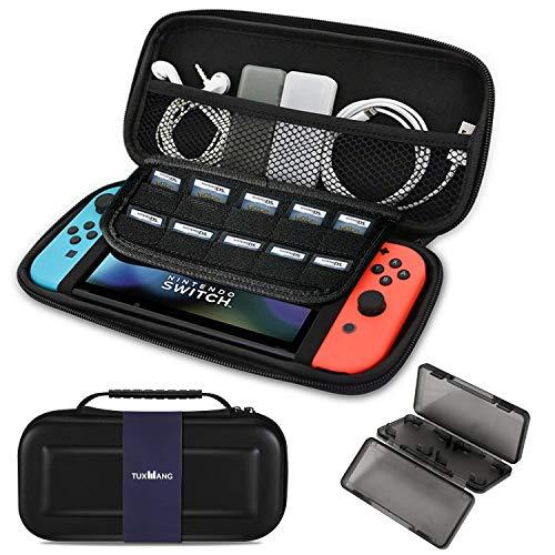 Cubierta Nintendo Switch - Estuche portátil TUXWANG