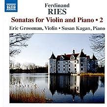 Sonates pour Violon et Piano (Volume 2)