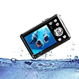 "HG8011 Waterproof Digital Camera/ 4x Digital Zoom/ 12 MP/ 1080P FHD/ 2.31"" TFT"