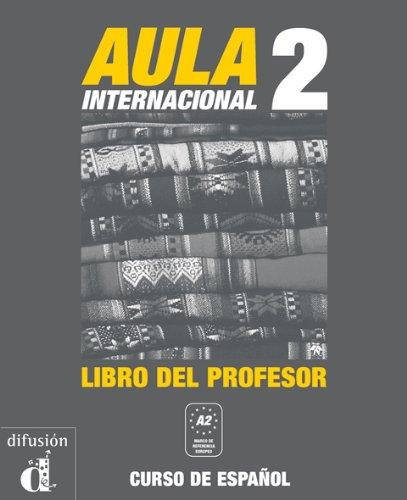 Aula Internacional 2: Libro Del Profesor por Roberto Caston