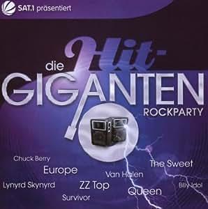 Die Hit Giganten-Rockparty
