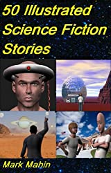 50 Illustrated Science Fiction Stories