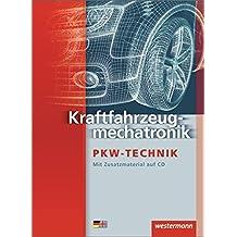 Kraftfahrzeugmechatronik: Personenkraftwagentechnik: Schülerband