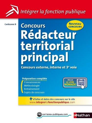 CONCOURS REDACT TERR PRINC CAT