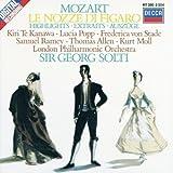 Mozart : Les Noces De Figaro - Extraits
