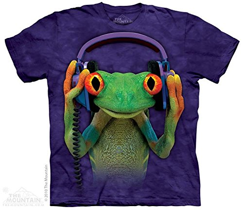 dj-peace-frog-adults-t-shirt-adult-xxxl-fits-chest-52-inch-132-cm