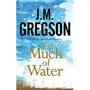 Too Much of Water (A Lambert and Hook Mystery)