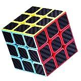 new journey Cubo Rompecabezas Speed Cube de Fibra de Carbono