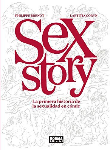 SEX STORY. LA PRIMERA HISTORIA DE LA SEXUALIDAD EN COMIC
