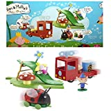 Ben & Holly's Little Kingdom Playset Slide ENTREGA Camión & GASTON