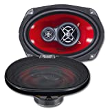 MAC AUDIO APM FIRE 69.3 Altavoces de 3-vías 6x9'