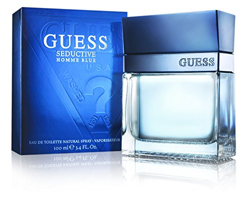 Guess Seductive Homme Blue for Men, 100ml