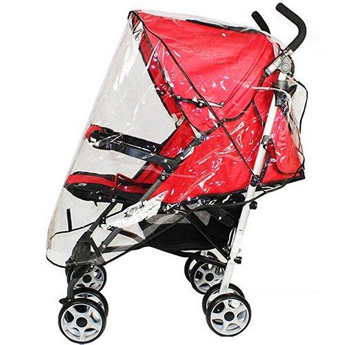 bluelans® pluie universelle pour poussette pour Bébé extérieur de voyage