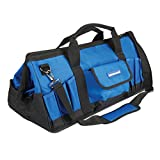 Silverline 263598 Tool Bag Hard Base 600 x 280 x 260 mm