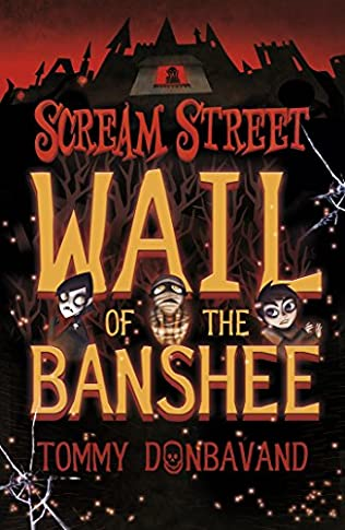 book cover of Wail of the Banshee