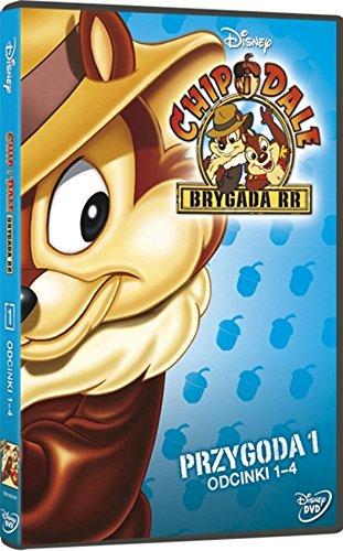 Chip and Dale Rescue Rangers Adventure 1 Episode 1-4 [DVD] [Region 2] (IMPORT) (Keine deutsche Version)