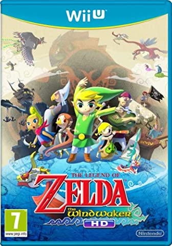 The Legend of Zelda : The Wind Waker HD [import anglais]