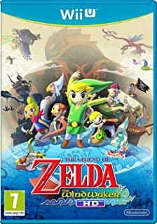 The Legend of Zelda: The Wind Waker HD (Nintendo Wii U) (B00B8QDNNG) | Amazon price tracker / tracking, Amazon price history charts, Amazon price watches, Amazon price drop alerts
